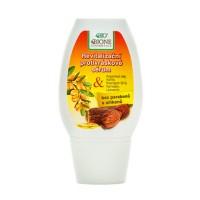 Антивозрастная сыворотка для лица с аргановым маслом и маслом ши (без парабенов и силиконов) фирмы BIONE