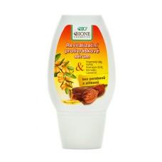 Антивозрастной серум для лица с аргановым маслом и маслом ши (без парабенов и силиконов) фирмы BIONE