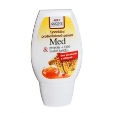 Антивозрастной серум для лица с прополисом и маточным молочком фирмы BIONE
