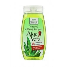 Шампунь для волос Алоэ Вера фирмы BIONE