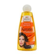 Шампунь для волос Пантенол + Кератин фирмы BIONE