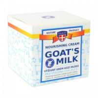 Питательный крем для лица с козьим молоком PALACIO