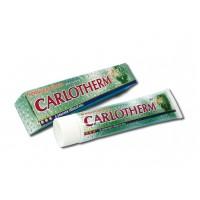 Отбеливающая зубная паста без пены - CARLOTHERM® Anti