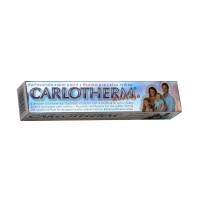 Зубная паста с пеной и фтором, которая предназначена для всей семьи CARLOTHERM